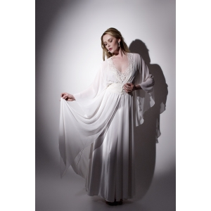 0886 Polyester Negligee