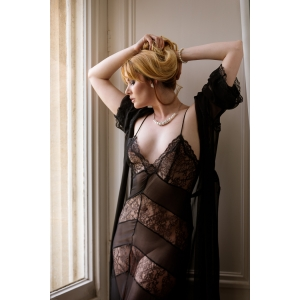 82713 Sultry Polyester Nightdress