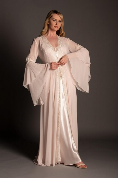 Clementine Polyester Negligee 33811
