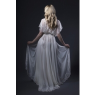 1683 Hollywood Style Tulle Negligee