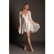 9467 Emmeline Soft cupped Chemise with shaped hem